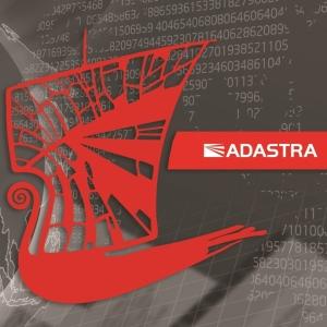Grafika použitá v návrhu desek pro Adastru