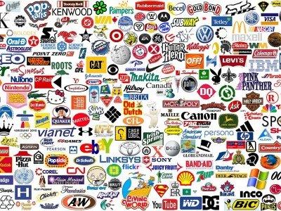 Ukázka log známých i méně známých firem