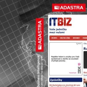 """Výřez z vizualizace """"full screen"""" banneru na webové stránce ITbiz"""